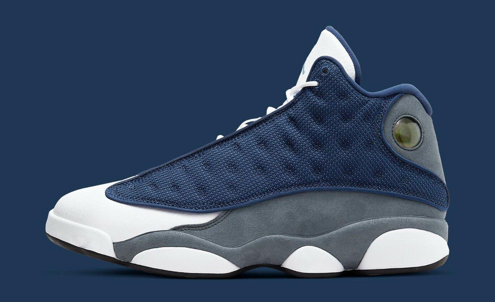 Nike Air Jordan 11 Xi Georgetown Low Retro Grey Mist Navy Blue