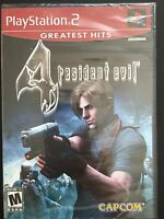Resident Evil 4 Ps2 Game Playstation 2 And Sealed