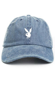 0a405ffbff4 Image is loading PLAYBOY-BUNNY-CUSTOM-DAD-HAT-CAP-UNSTRUCTURED-NEW-