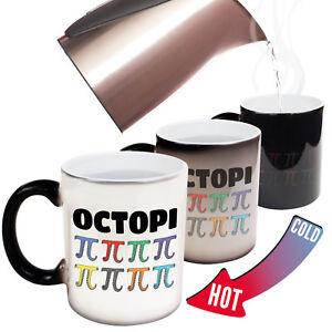 Funny Mugs Octopi Pi Maths Geek Geeky Nerd Nerdy Gamer MAGIC NOVELTY MUG