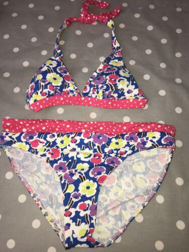 JOULES Boden Hotchpotch Bikinis Sz 12 10 Free UKP/&P