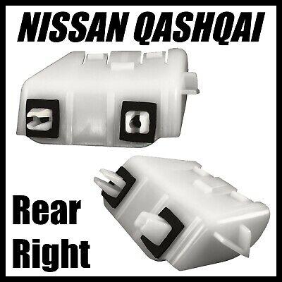 Rear RIGHT Bumper Bracket Fixing mounting for Nissan Qashqai 2006-2014