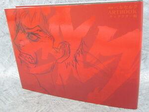 BERSERK-Movie-Art-Book-Character-Original-Illustration