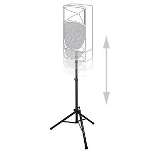 Ts 100b Air Powered Automatic Lift Aluminum Tripod Speaker
