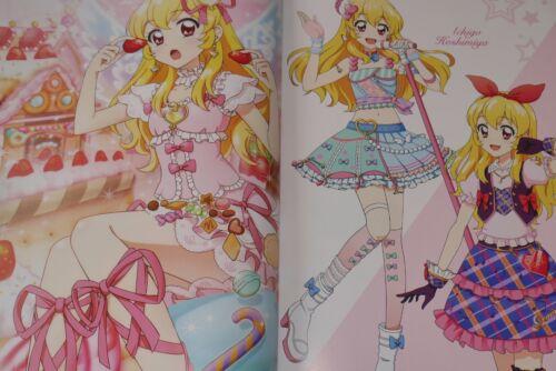 Idol Activity Photo on Stage! Book Visual Collection JAPAN Aikatsu