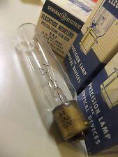 Projector bulb lamp EAJ 12V  25W PH/ flashtube modelling  D.C. BAY BASE ..... 46