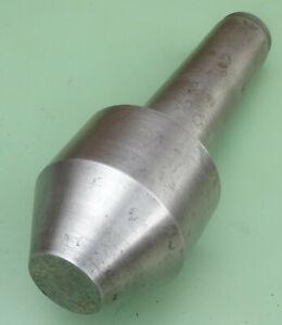mitlaufender-Zentrierkegel-MK5-stumpf-Zentrierspitze-Drehbankspitze-Kornerspitze