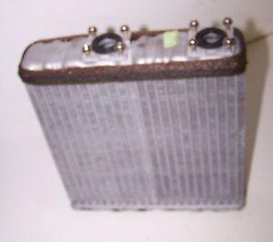 1999 99 00 01 02 SAAB 9-3 AC A/C HEAT HEATER CORE RADIATOR ...