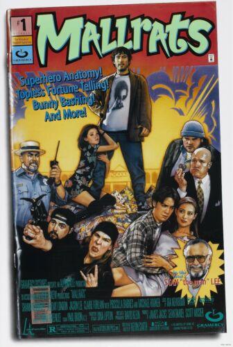"Mallrats Movie Silk Fabric Poster 27/""x40/"""