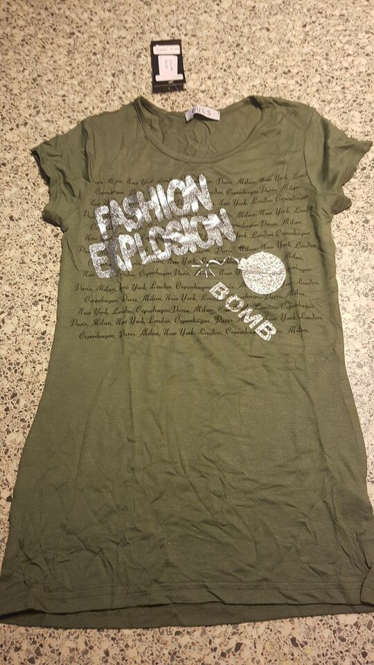 T-shirt, T-shirt, Puls