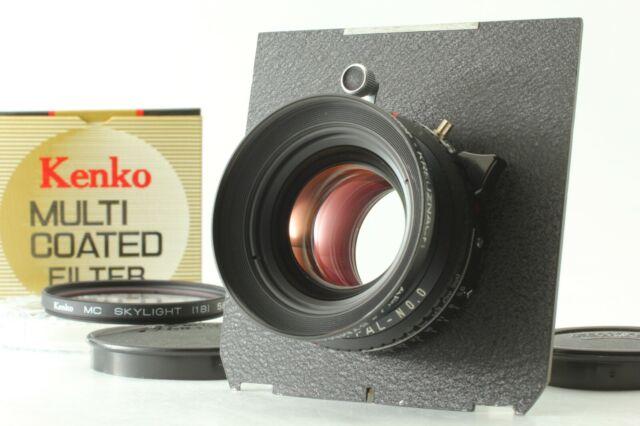 【Mint】Schneider Kreuznach Apo Symmar 150mm f5.6 Copal No.0 from Japan #250
