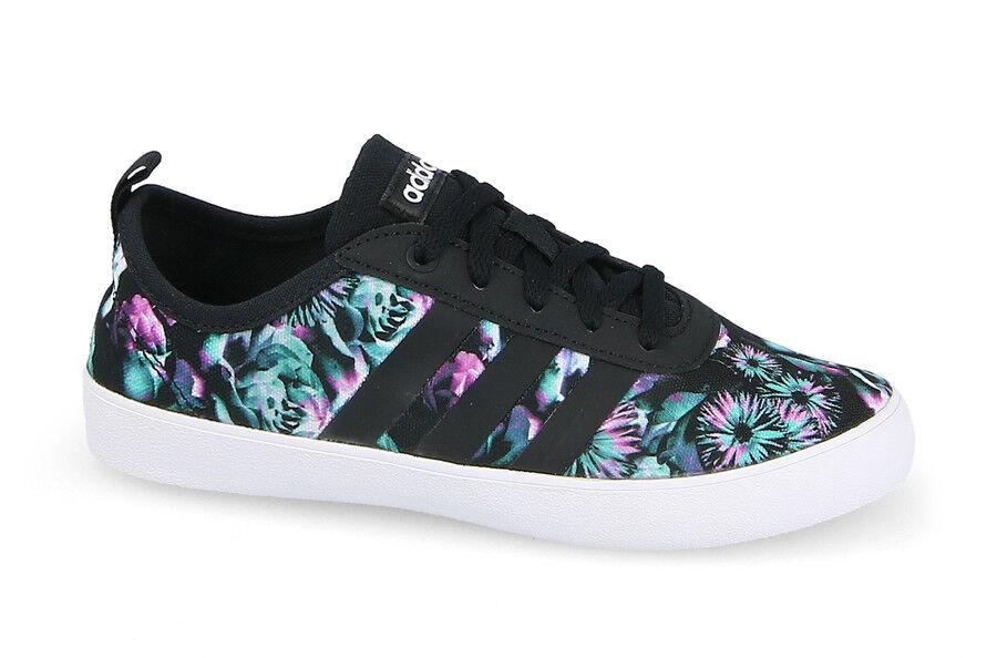 Para mujeres Zapatos Tenis Adidas Qt Vulc [DB1850]