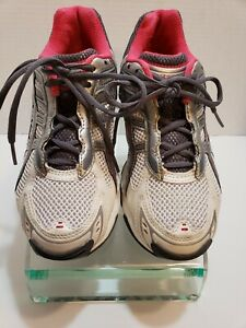 Asics Gel Fluent TR Womens Size 6 US. Walking, Running Shoes. Gray ...