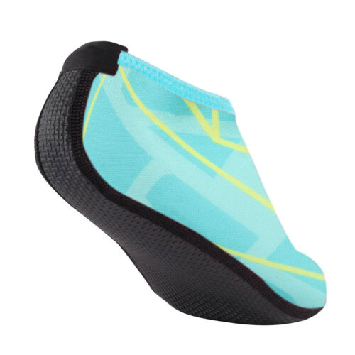 Mens Womens Water Shoes Pool Beach Swim Aqua Socks Slip On Surf Diving Socks