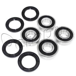 Fits-HONDA-TRX250-Recon-ATV-Bearing-amp-Seal-Kit-Both-Sides-Front-Wheels-1997-2001