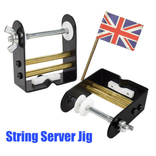Archery Bows String Serving Jig Bowstring Server Hunting Tools Protector 1X 2X