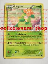 LILLIGANT - RARA 10/114 - BIANCO E NERO - POKEMON - ITALIANO - GOOD