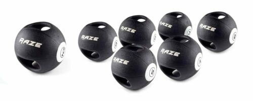Details about  /RAZE Double Grip Med Ball