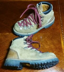 e51283dabe2 Details about Vintage Waffle Stomper Hiking Boots Women's Size 6