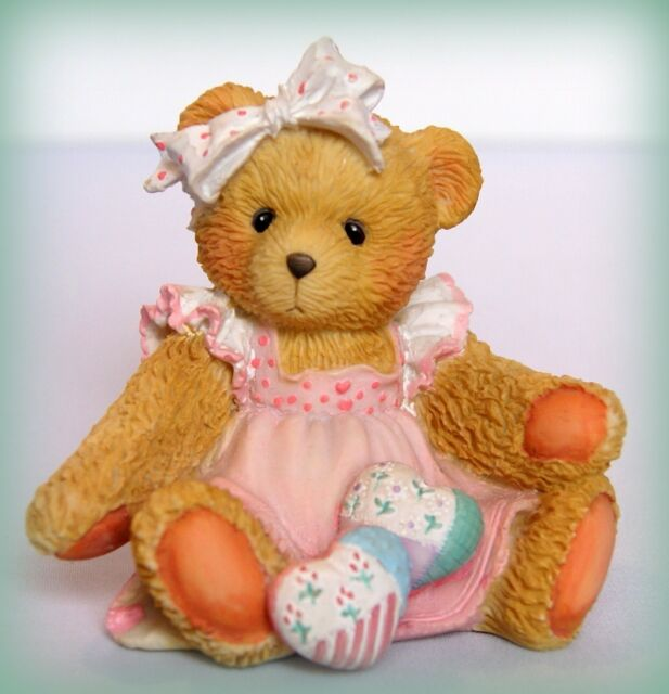 "Cherished Teddies - AMY - ""Hearts Quilted With Love"" - OVP"
