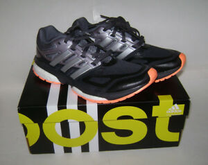 first look 100% genuine newest collection Details about Adidas response boost techfit w Women's Running Sneakers  Shoes Sz 7 Black B39889