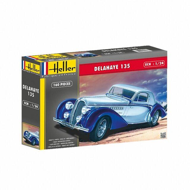 Heller 1/24 Delahaye 135 #80707