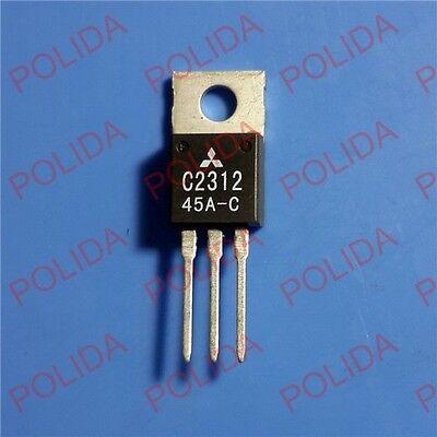 5PCS NEW SANYO 2SC2078 C2078 TO-220 Transistor RF//VHF//UHF