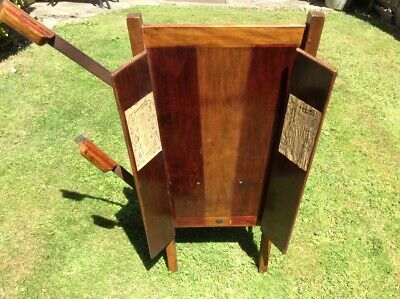 Antique Trouser Press Chair In Full