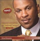 Ministry Series, Vol. 2: Attachments by Donnie McClurkin (CD, Jul-2009, 2 Discs, Camden)