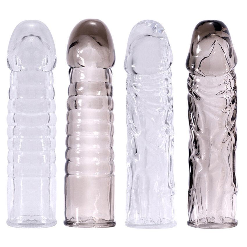 Penis extender sleeves cock sleeves
