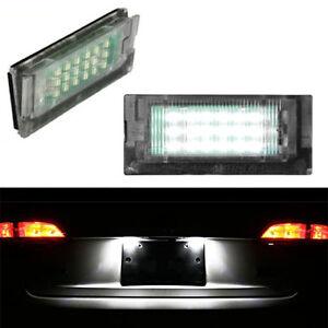 FARI-POSTERIORI-ILLUMINAZIONE-TARGA-LED-BIANCO-XENO-BMW-SERIE-3-E46