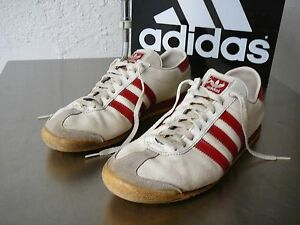Details zu adidas vintage vienna UK 10 Made in West Germany 70iger