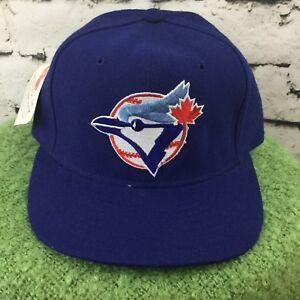 732ab7d42cb Toronto Blue Jays Ball Cap Hat Vintage NWT SnapBack Navy Blue New ...
