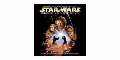Star Wars Episode Iii Revenge Of The Sith Original Motion Picture Soundtrack Ebay