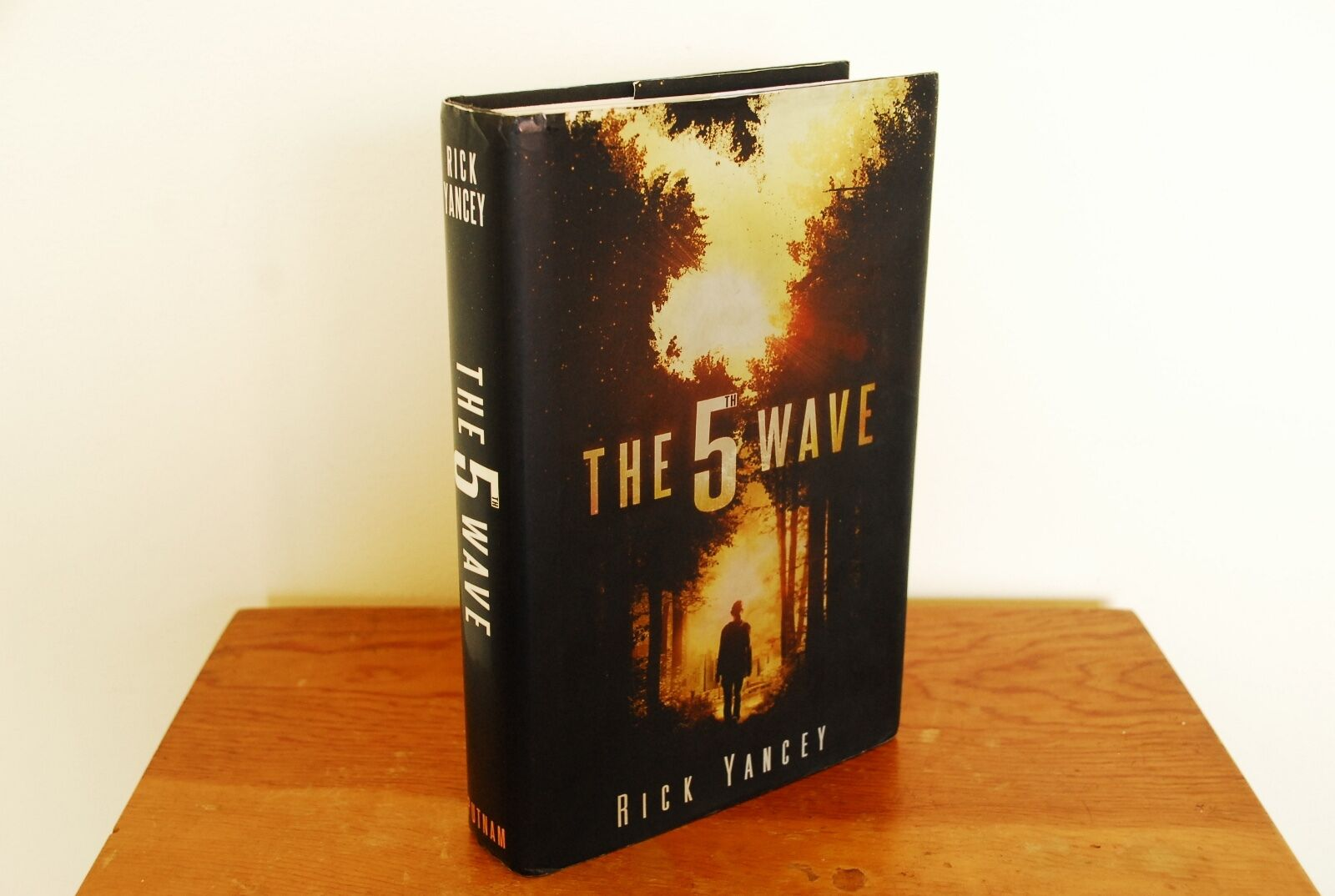 a summary and review of the 5th wave a novel by rick yancey Report abuse transcript of the 5th wave by- rick yancey cassie sullivan authors purpose -i believe the authors purpose of the 5th wave is to get close to someone before you trust them recommendation for novel i really recommend this book because i like sci-fi and romance books.
