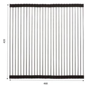 Franke rollmatte automatiques pour rinçage mythe Cube 112.0030.882 10035