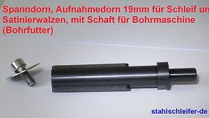Spanndorn-Aufnahmedorn-Satinierwalze-Satiniermaschine-fuer-Bohrmaschinen