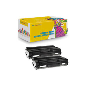 New Compatible 406989 Black Toner Cartridge For Ricoh SP 3500DN 3500N 3500SF