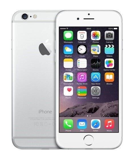 iPhone 6, GB 16, hvid