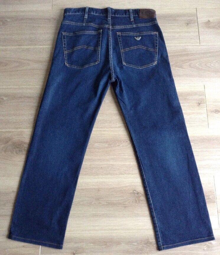ARMANI Jeans J31 VESTIBILITÀ NORMALE MISURA MISURA MISURA 32 x 27 in buonissima condizione vedi descrizione 7e82f2
