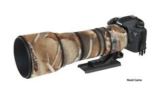 Sigma 150 600mm CONTEMPORARY Protection Neoprene lens cover : Harvest Camo