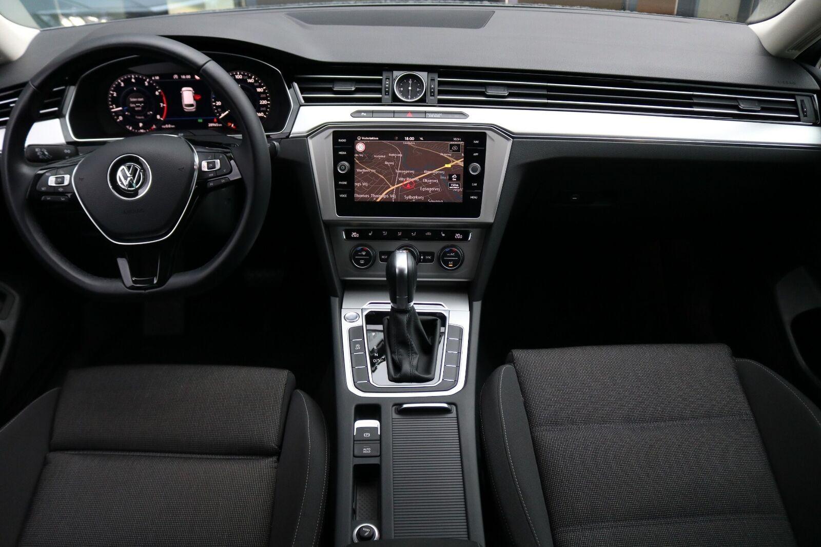 VW Passat TSi 150 Comfortl Prem Vari DSG
