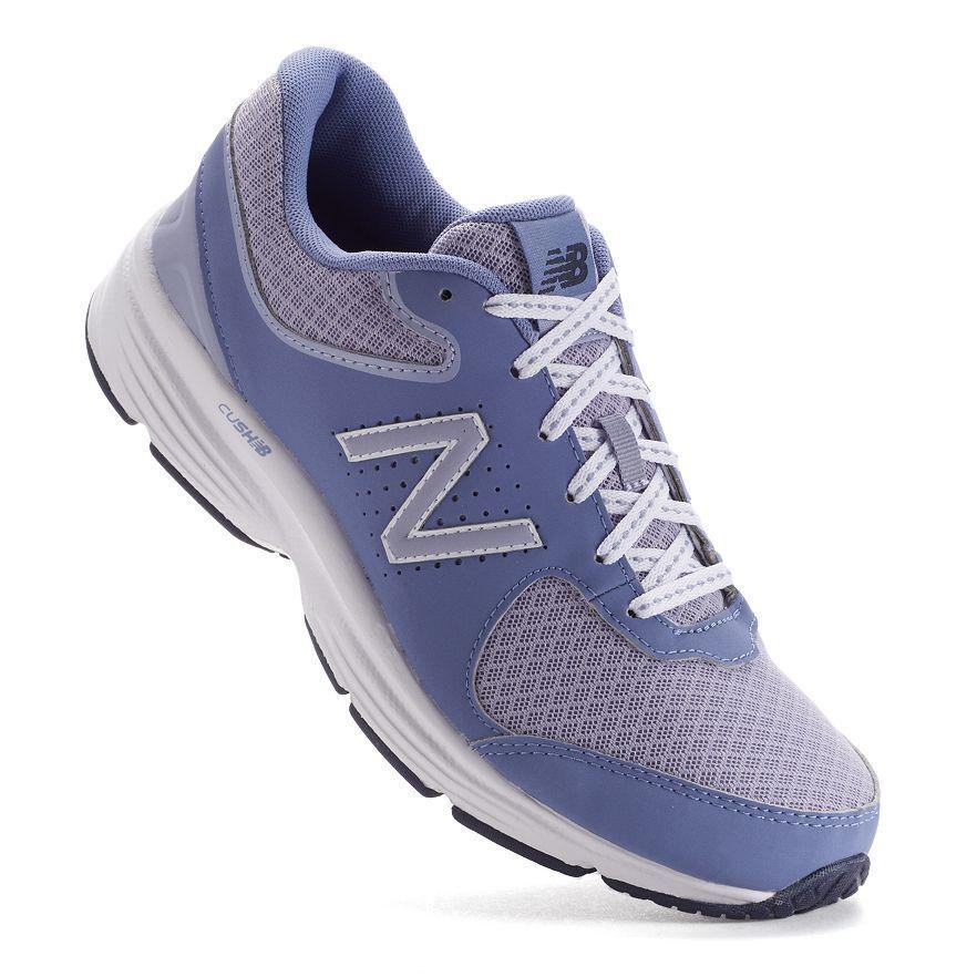 NIB Damens NEU Balance 411 Trail 412 450 Trainer Venture Schuhes B & D Width