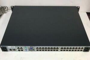 Avocent DSR2035-001 32 Port 2 User Rackmount KVM / IP Switch (mc138) used working City of Toronto Toronto (GTA) Preview