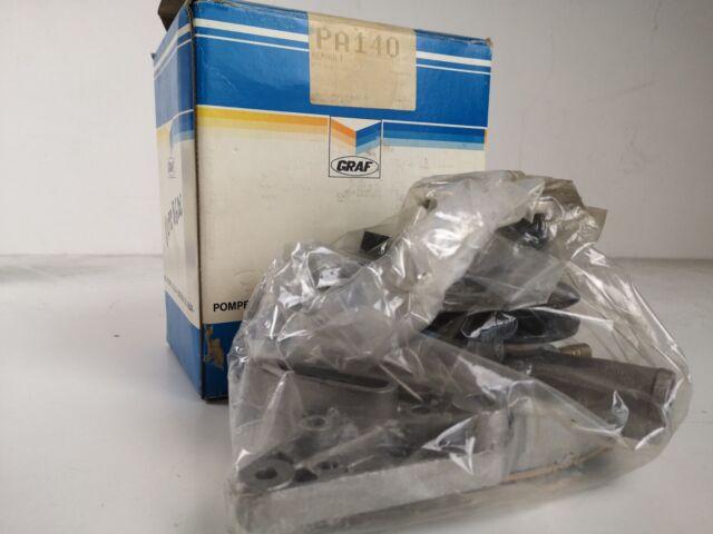POMPE À EAU GRAF PA140 RENAULT SUPER 5 0.8 27 KW 37 CV À PARTIR DE 01/82>12/1984