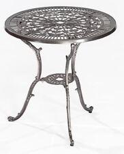 Balkontisch rund  Steiner MILANO Gartentisch Tisch rund Ø100cm Wetterfest weiß   eBay