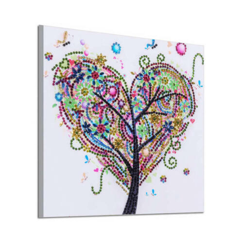 5D Diamond Painting Flower Animal Embroidery Cross Craft Stitch Home Dec ENI