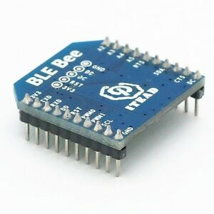 Details about Bluetooth 4 0 BLE Bee suitable for Arduino Projects