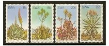 South West Africa - 1981 Aloes (Flowers) set - MNH - SG 377/80
