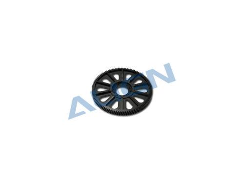 Align CNC Slant Thread Main Drive Gear//110 T 13.5 mm épaisseur
